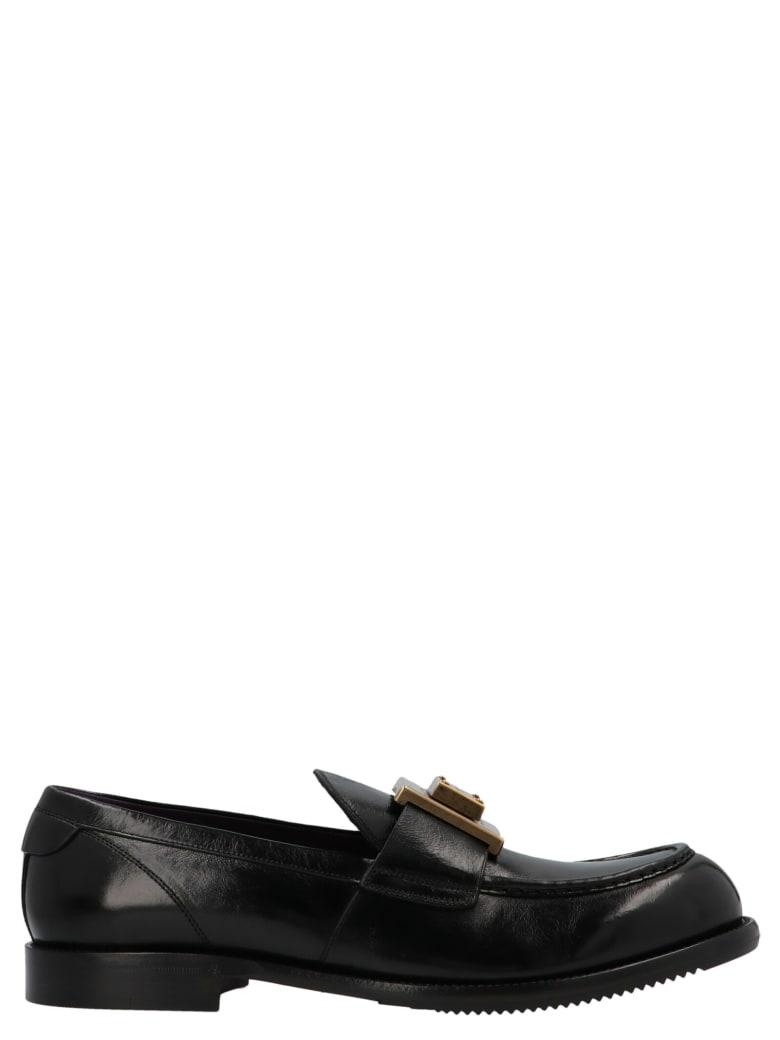 Dolce & Gabbana 'mino' Shoes - Black