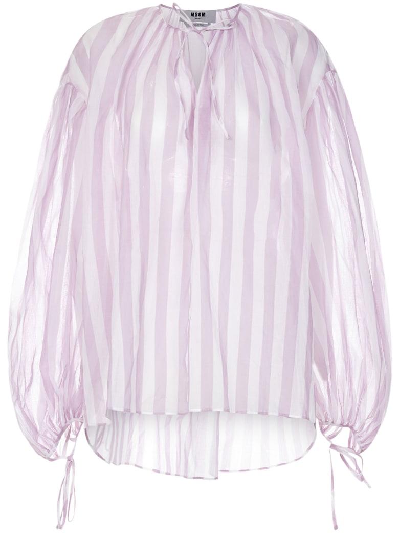 MSGM Blouse - Pink