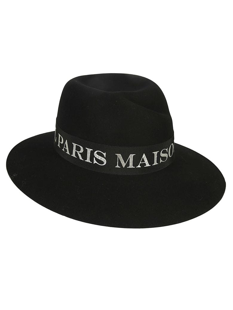 Maison Michel Virginie Hat - Black