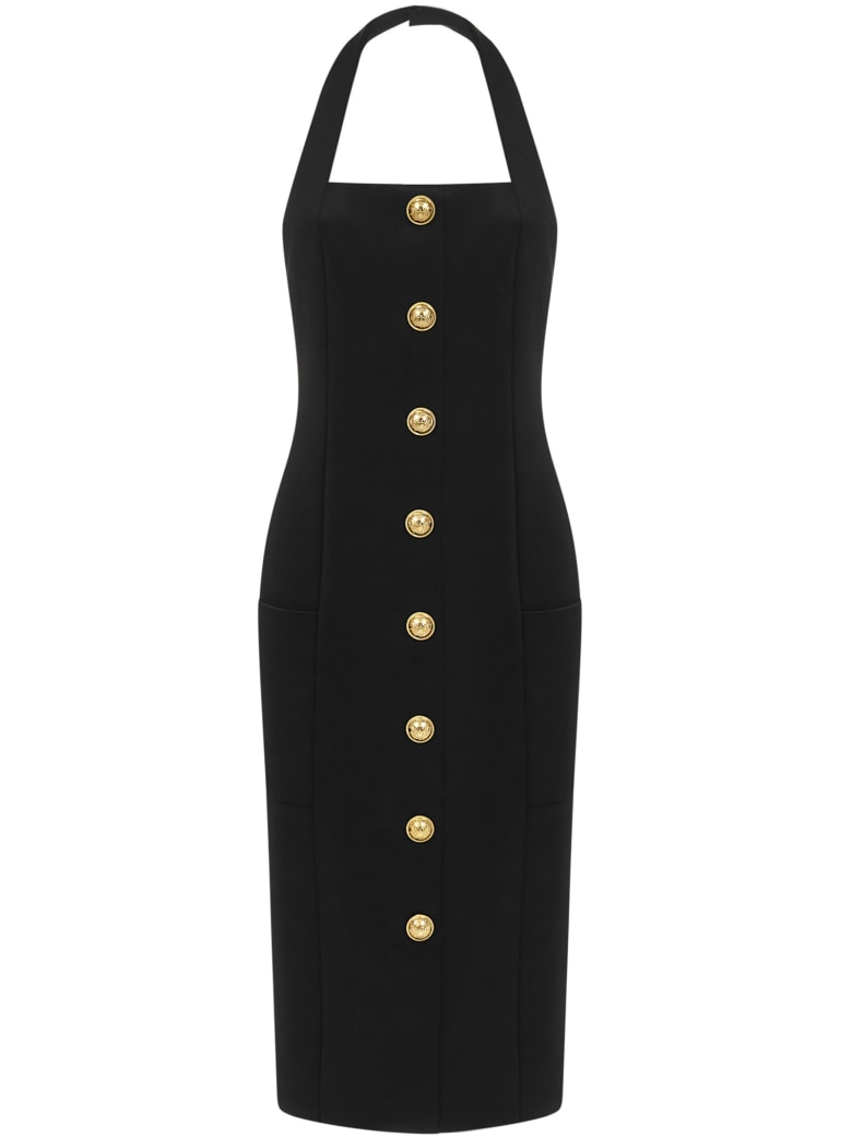 Balmain Paris Dress - Black