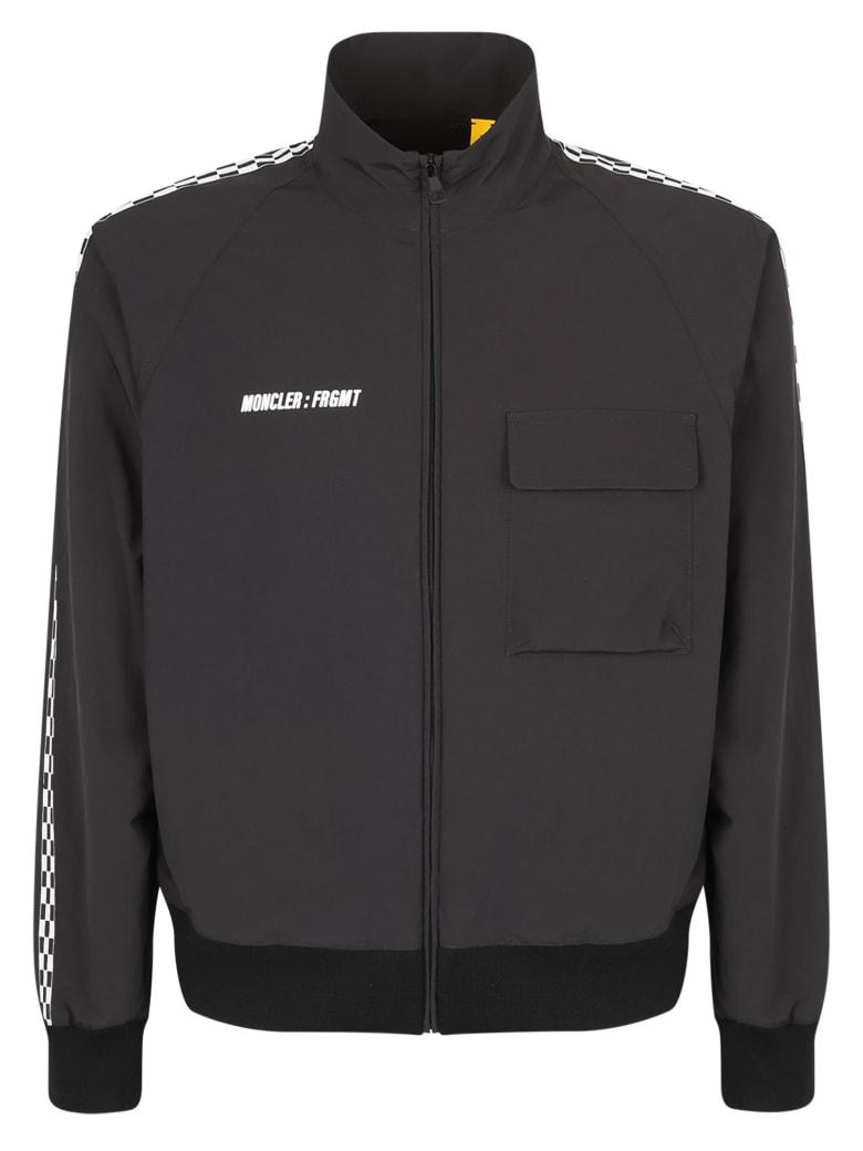 Moncler Branded Jacket - Nero