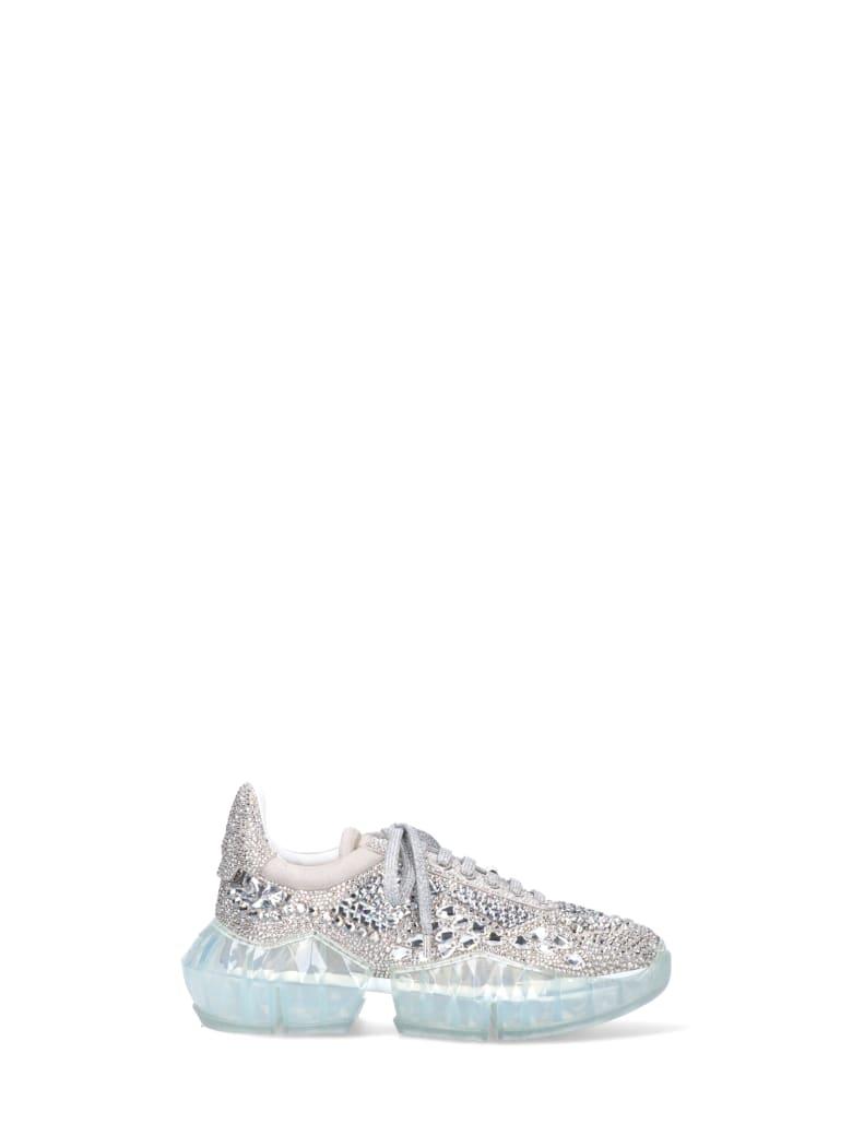 Jimmy Choo Sneakers - White