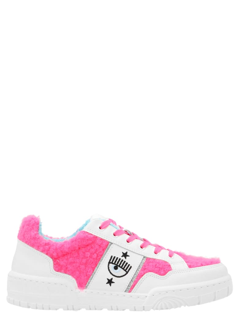 Chiara Ferragni 'cf1' Shoes - Fuchsia