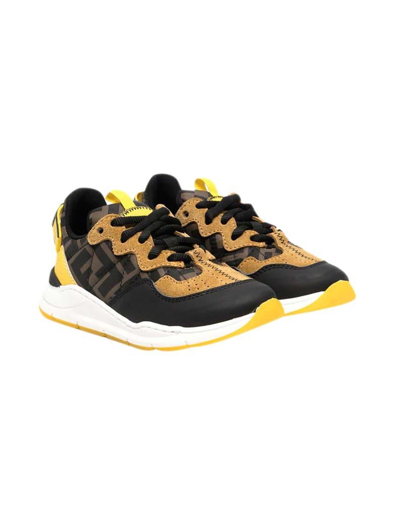 Fendi Sneakers - Giallo