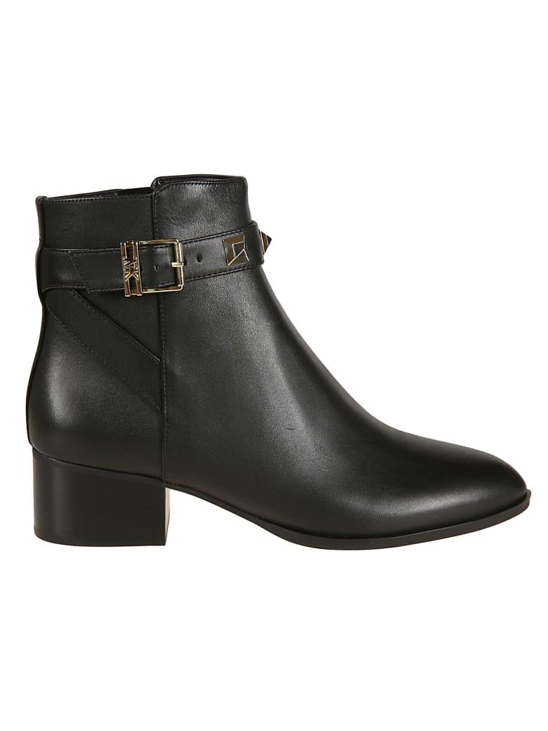 Michael Kors Britton Ankle Boots - Black