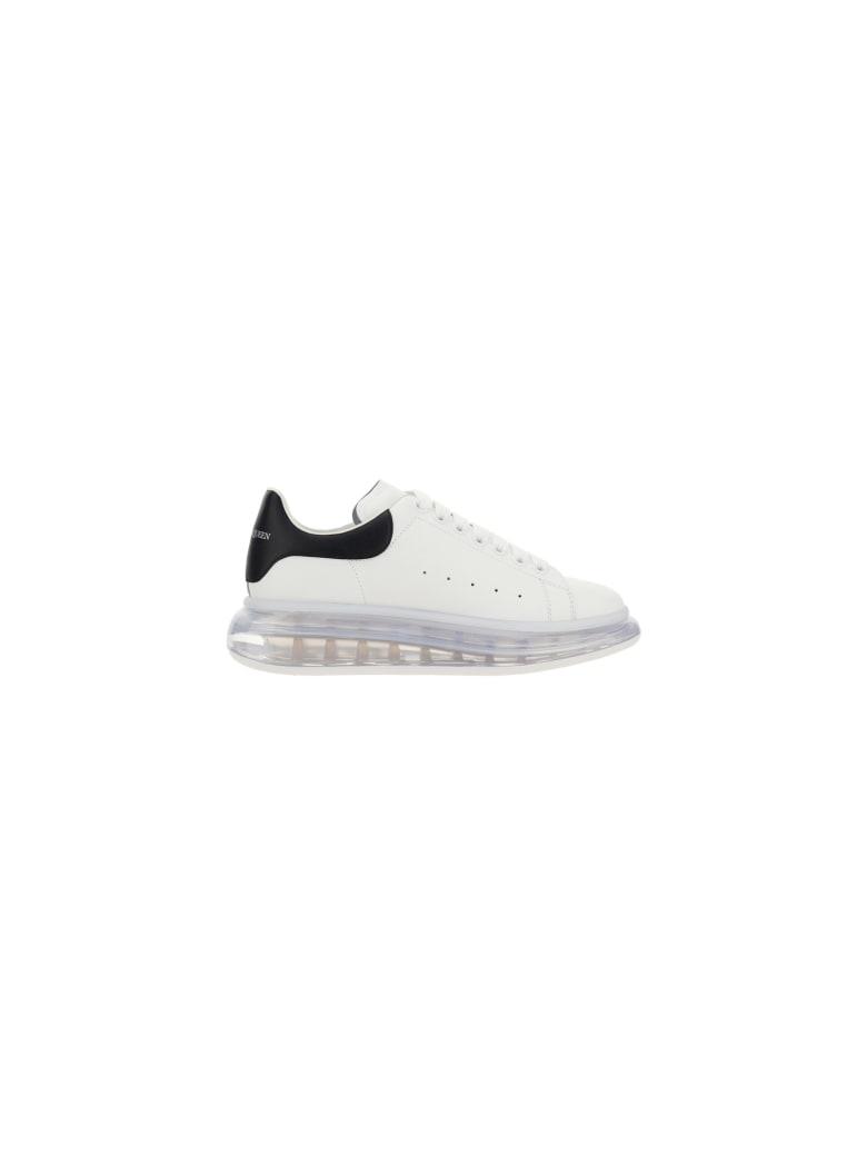 Alexander McQueen Sneakers - White/black/white