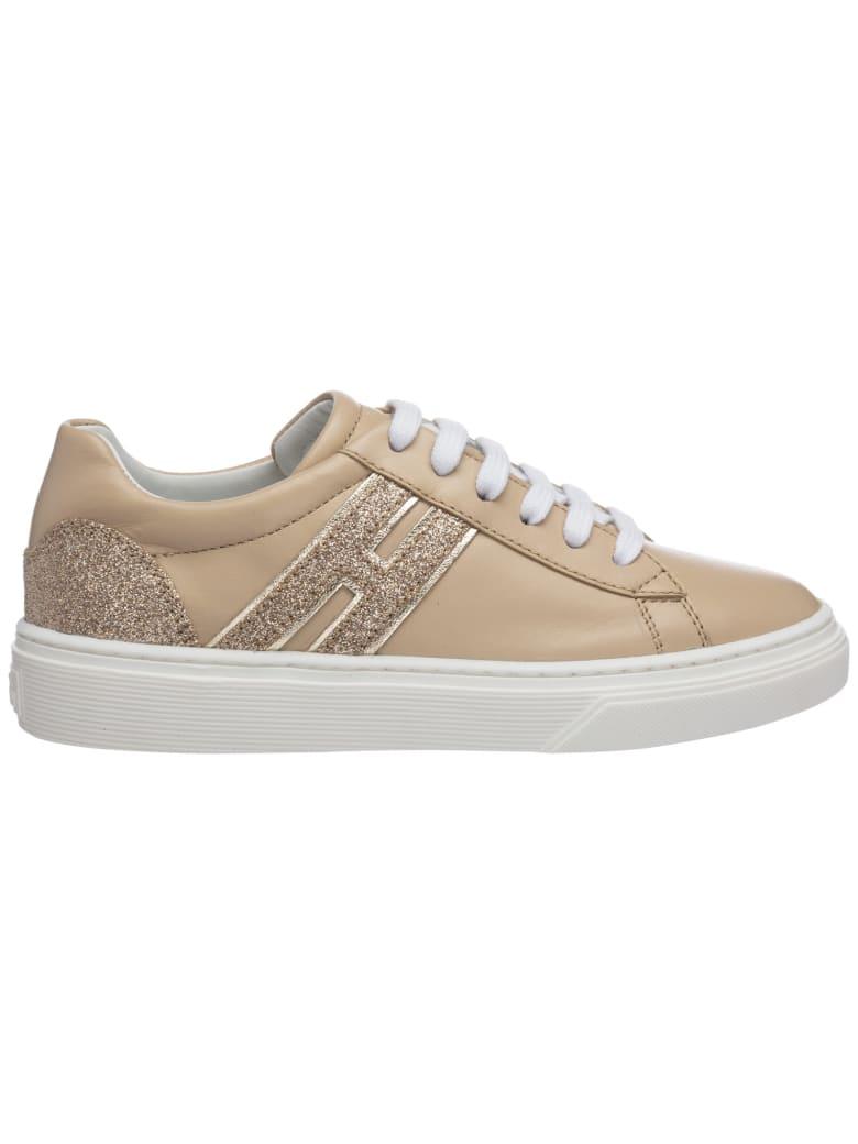Hogan J340 Sneakers - Beige