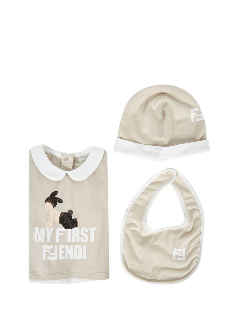 Fendi Kids Kit - Beige