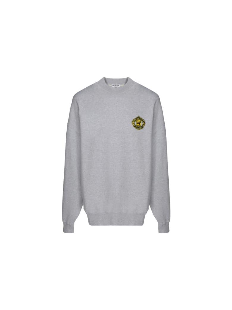 Balenciaga Sweatshirt - Heather grey