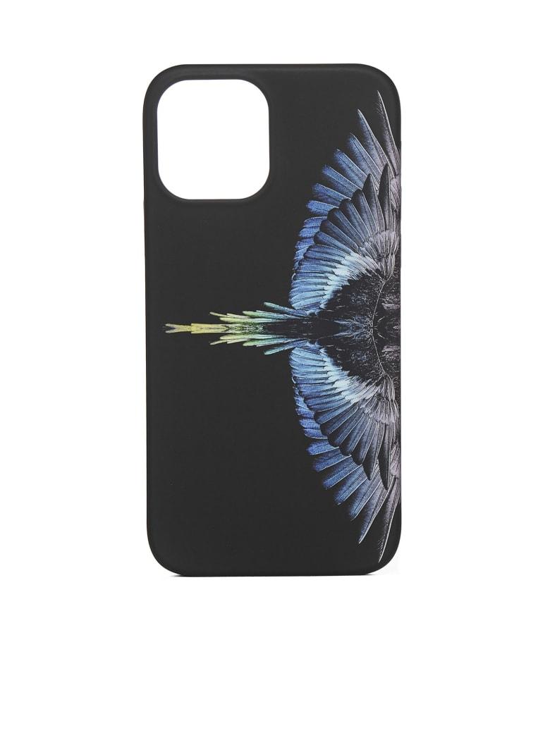 Marcelo Burlon Hi-Tech Accessory - Black light blue
