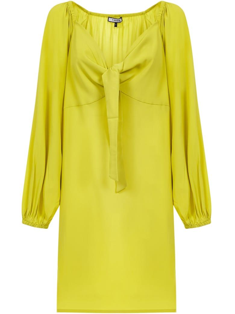 Fisico - Cristina Ferrari Fisico Dress - Yellow