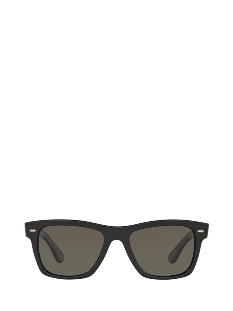 Oliver Peoples Oliver Peoples Ov5393su Black Sunglasses - Black