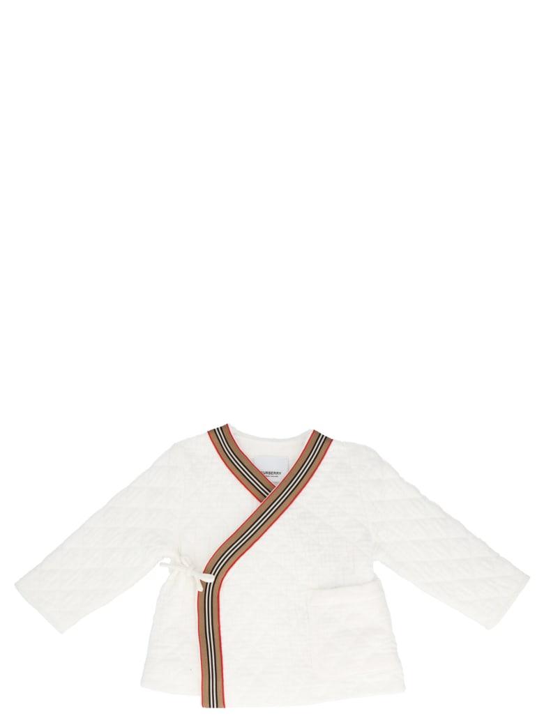 Burberry 'diner' Jacket - White