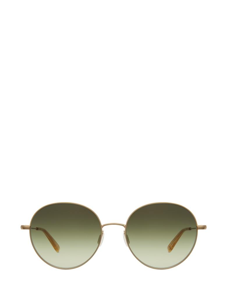 Garrett Leight Garrett Leight Valencia Sun Matte Gold-blonde Sunglasses - Matte Gold-Blonde