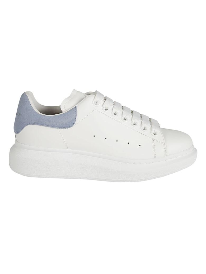 Alexander McQueen Larry Sneakers - Azzurro