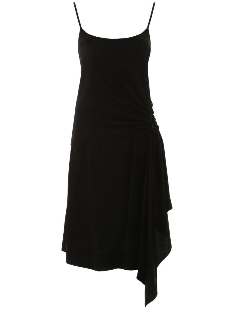 Colville Hole Dress - BLACK (Black)