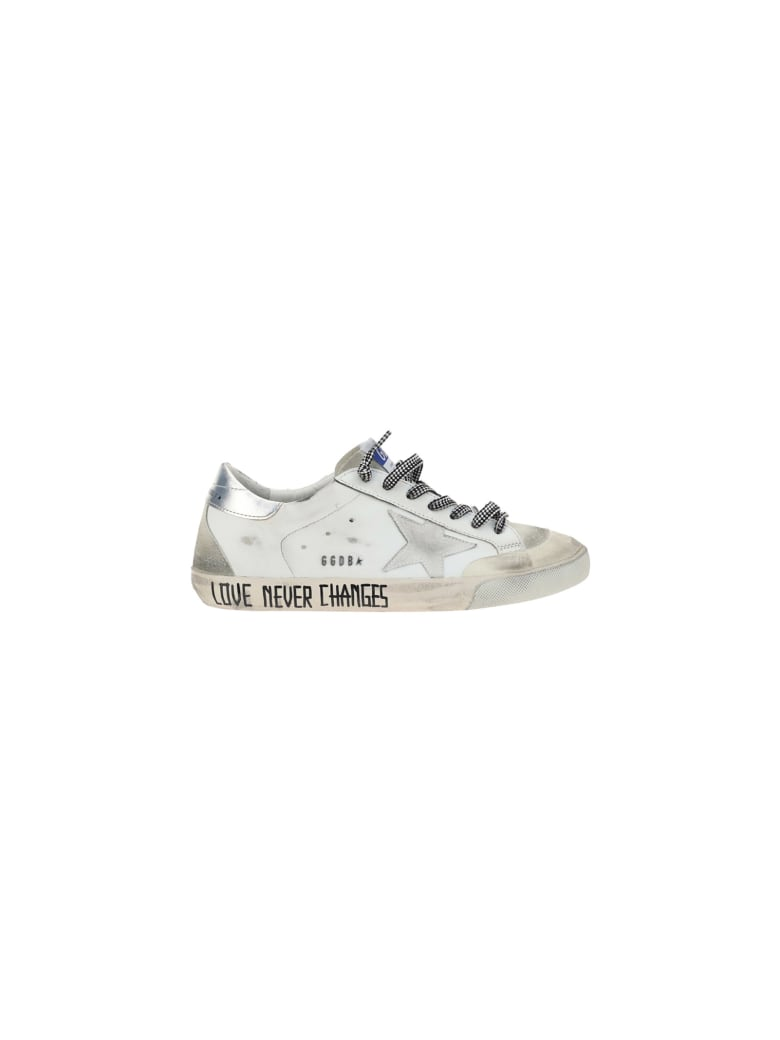 Golden Goose Sneakers - White/ice/silver