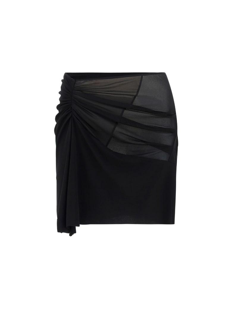 Nensi Dojaka Nensi Bojaka Mini Skirt - Black
