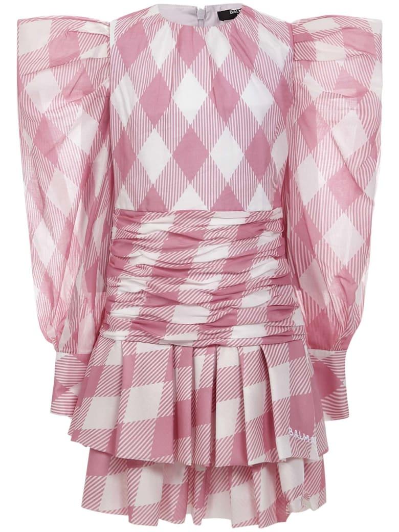 Balmain Paris Dress - Pink