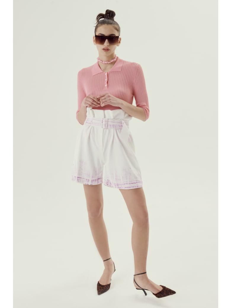 Antonella Rizza Polo Nur Pink - Pink