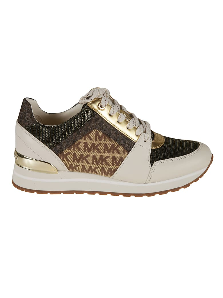 Michael Kors Billie Sneakers - Cream/Multicolor