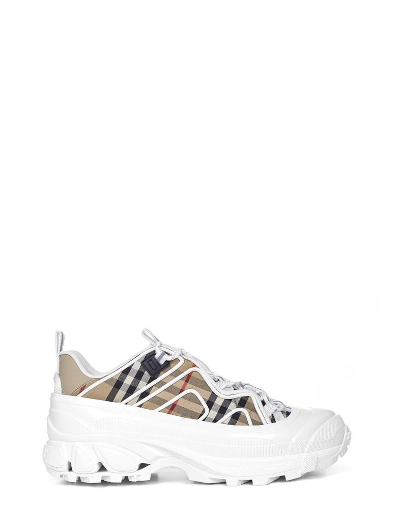 Burberry Arthur Sneakers - Beige