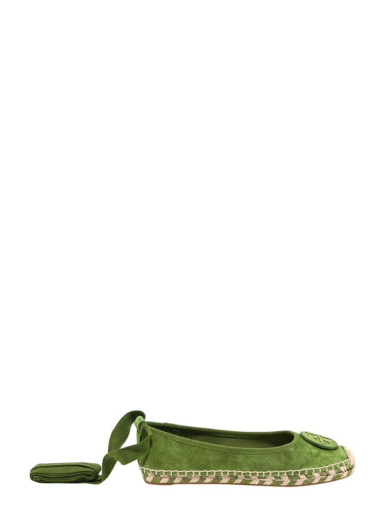 Tory Burch Minnie Espadrillas - Green