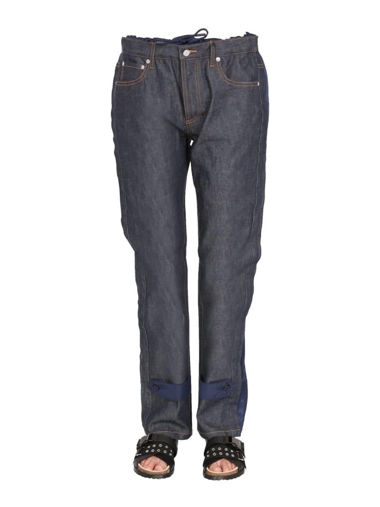 A.P.C. x Sacai Haru Jeans - BLU