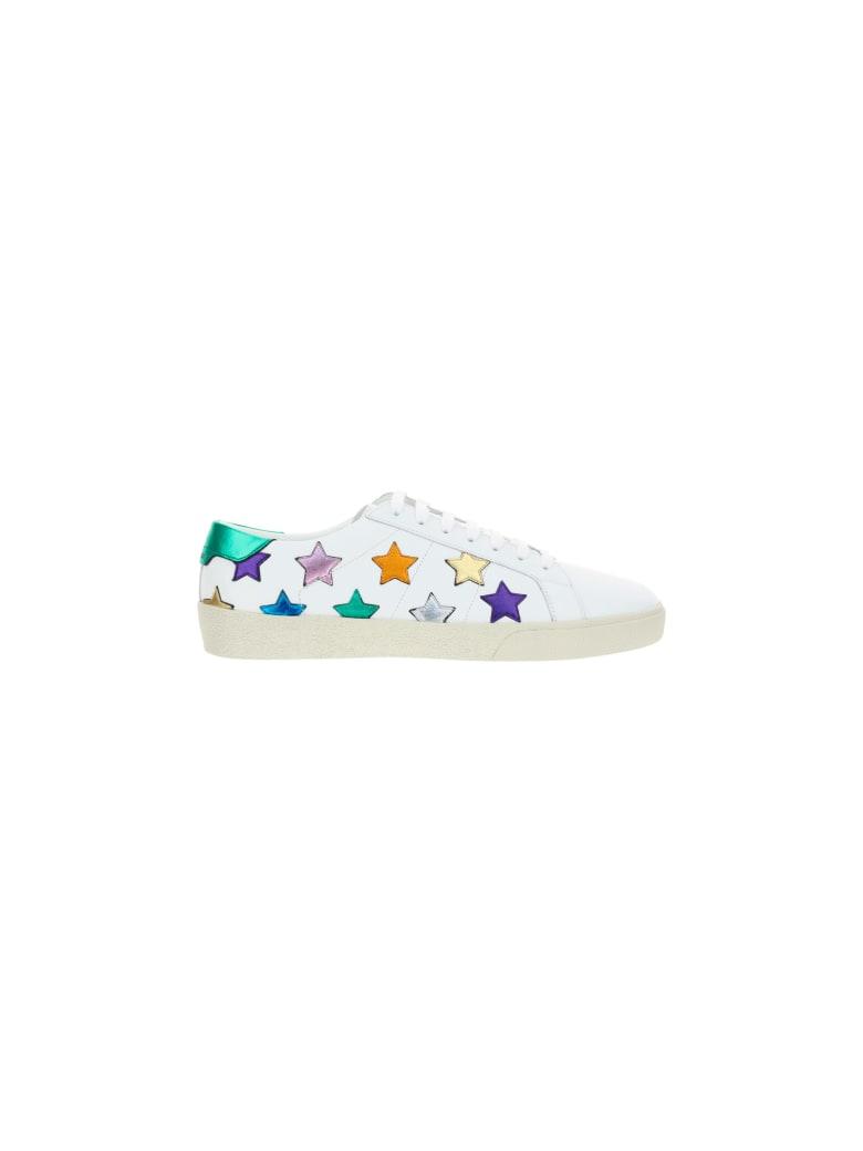 Saint Laurent Sneakers - Bl opt/sme/oro/viola