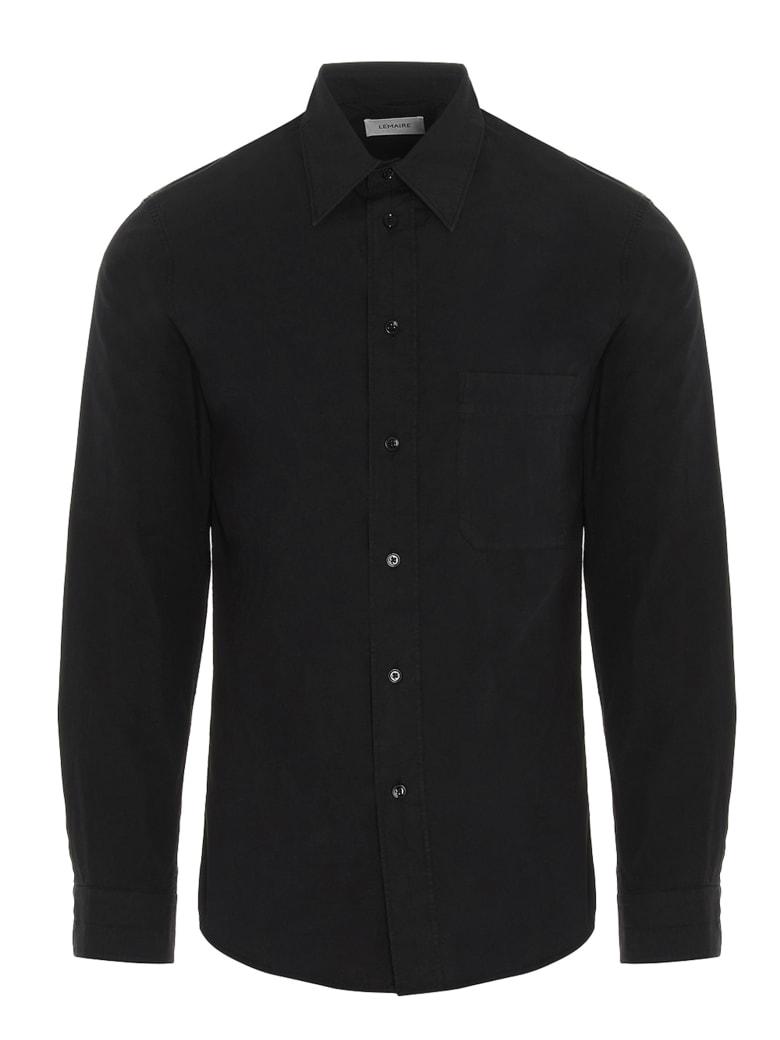 Lemaire Shirt - Black