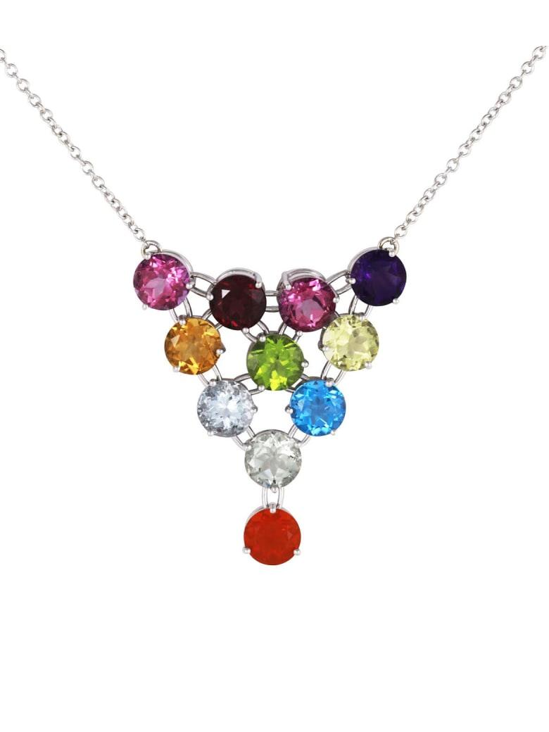 Lo Spazio Jewelry Lo Spazio Inverno Necklace - Multicolor