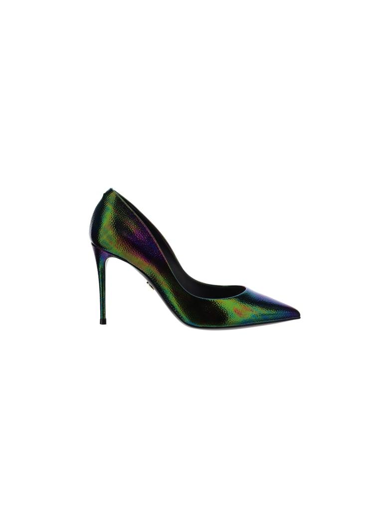 Dolce & Gabbana Decollete Shoes - Multicolor