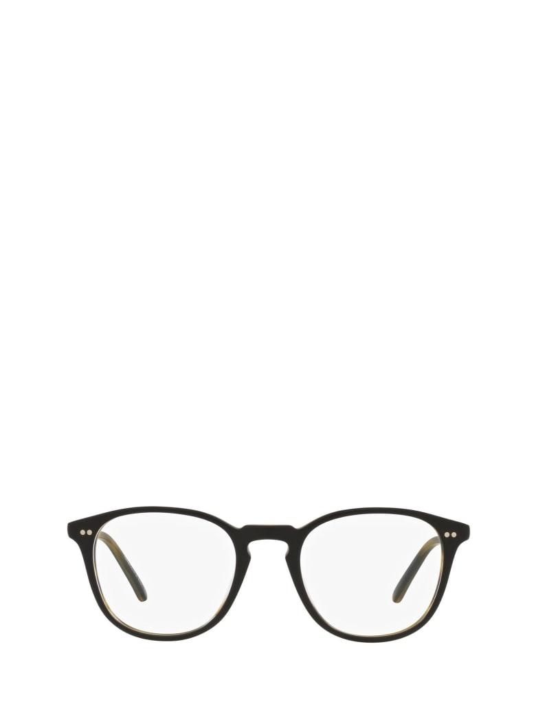 Oliver Peoples Oliver Peoples Ov5414u Semi Matte Black / Olive Tortoise Glasses - Semi Matte Black / Olive Tortoise
