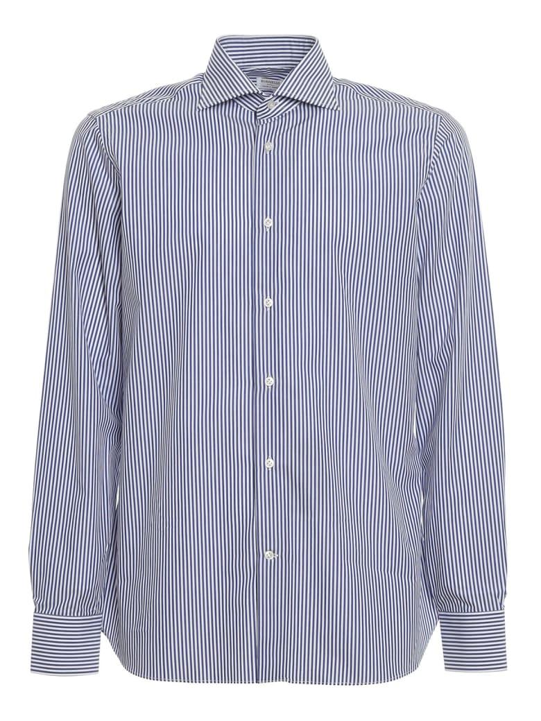 Borriello Napoli Shirt - Stripes