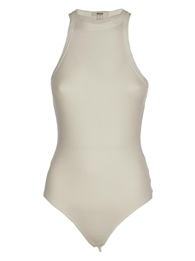 AGOLDE Rhianne Body - WHITE