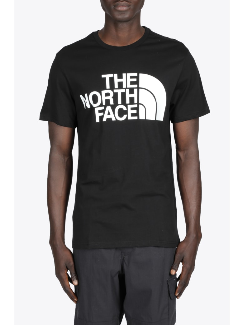 The North Face Standard Ss Tee - Nero