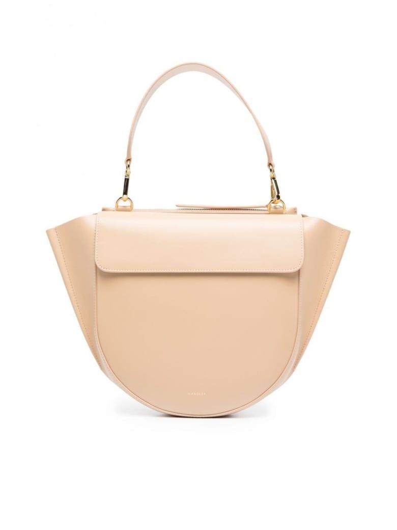 Wandler Medium Shoulder Bag - Cipria