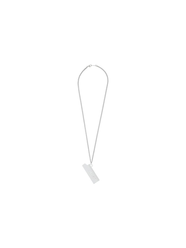 AMBUSH Necklace - White no color