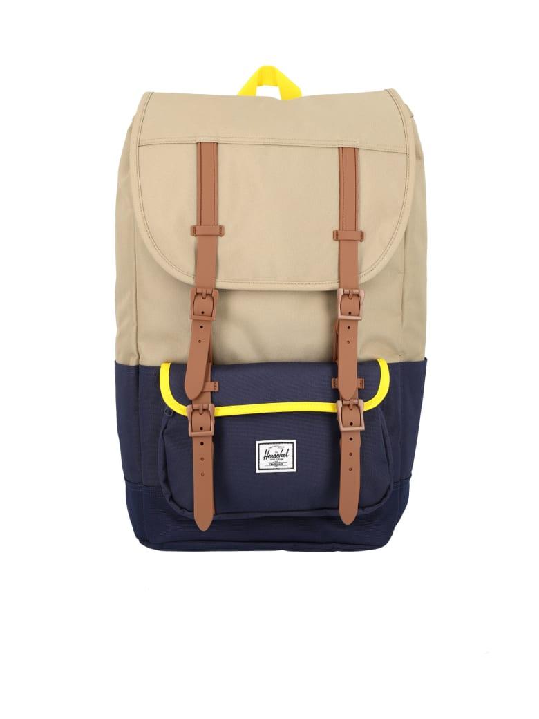 Herschel Supply Co. Herschel Herschel Little America Backpack - BEIGE NAVY