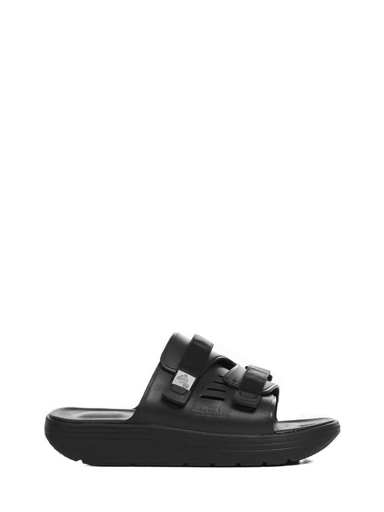 SUICOKE Urich Sandals - Black