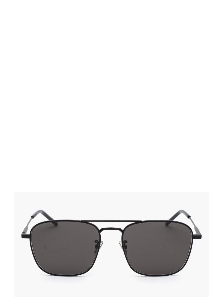 Saint Laurent Saint Laurent Sl 309 Black Sunglasses - Black