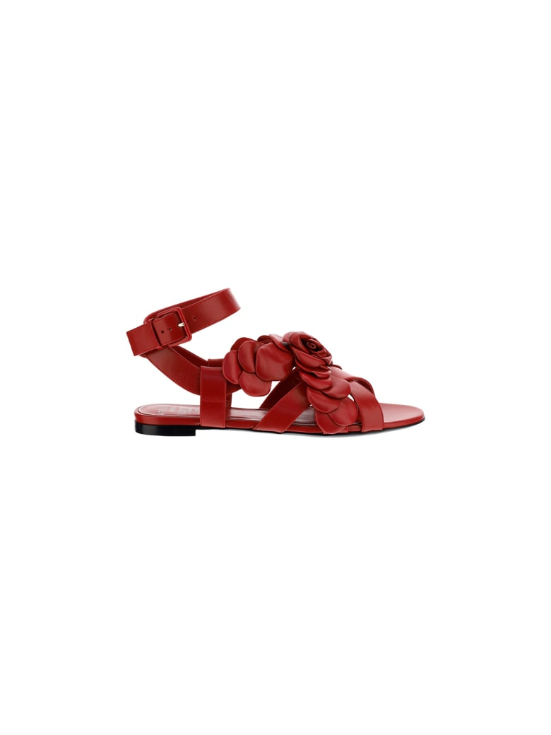 Valentino Garavani Sandals - Rosso v