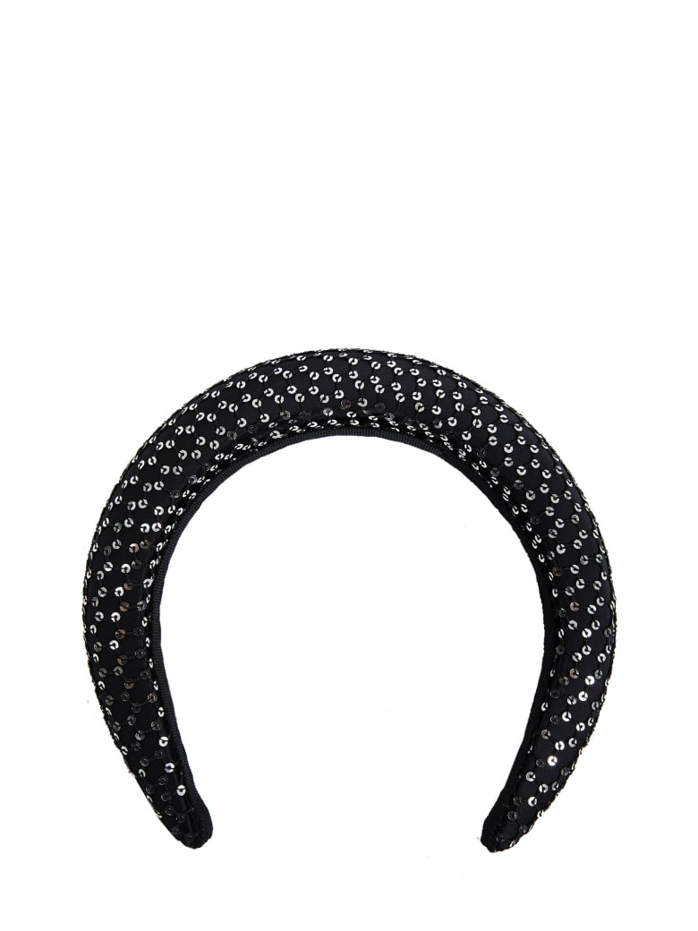 Maison Michel Miwa Headband - Black