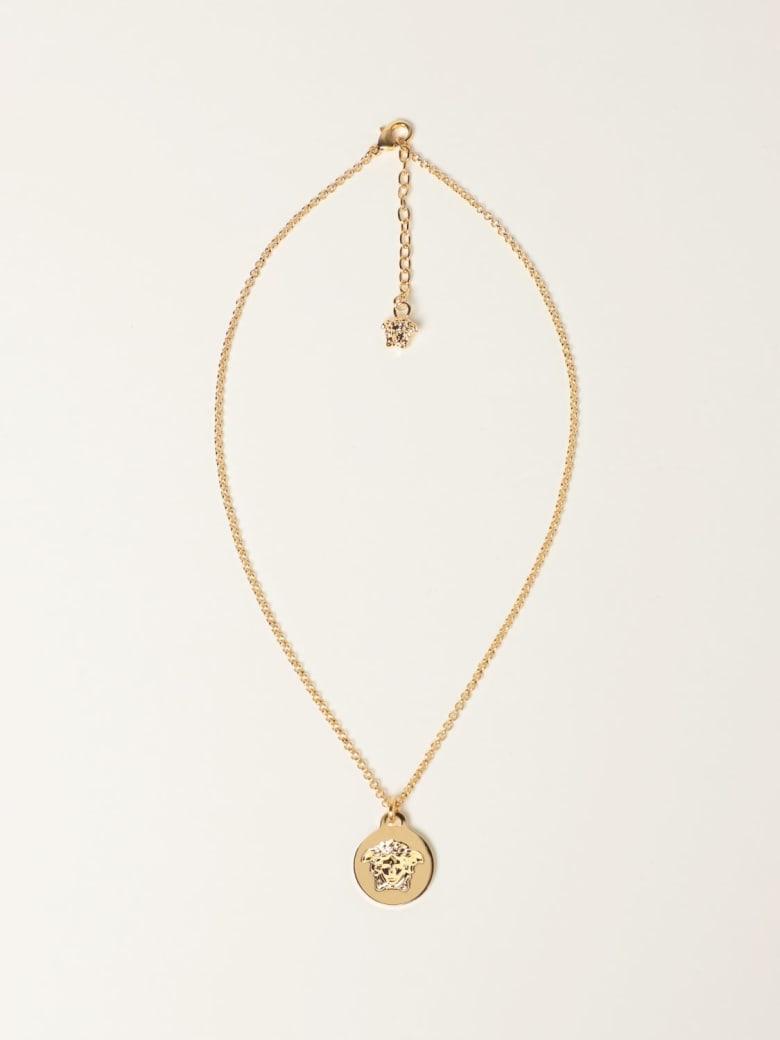 Versace Jewel Versace Necklace With Medusa - Gold