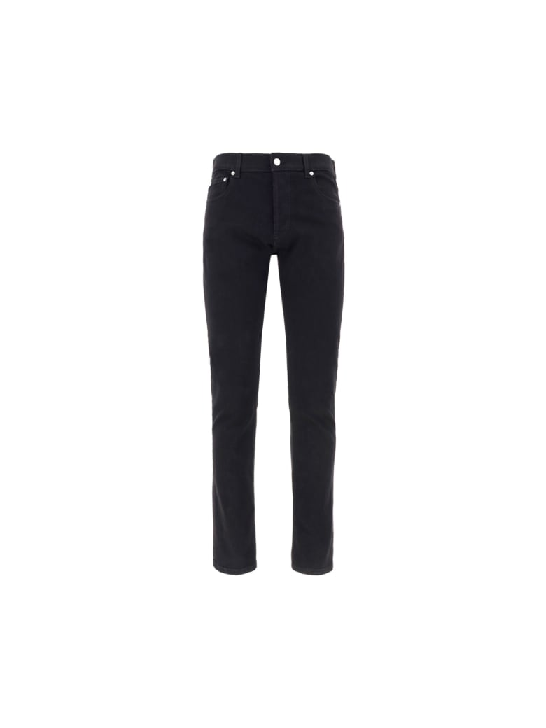 Alexander McQueen Jeans - Nero