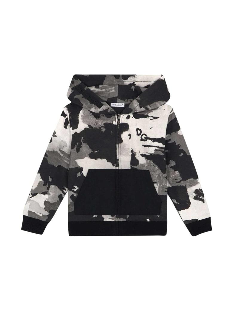 Dolce & Gabbana Camouflage Sweatshirt - Camouflage