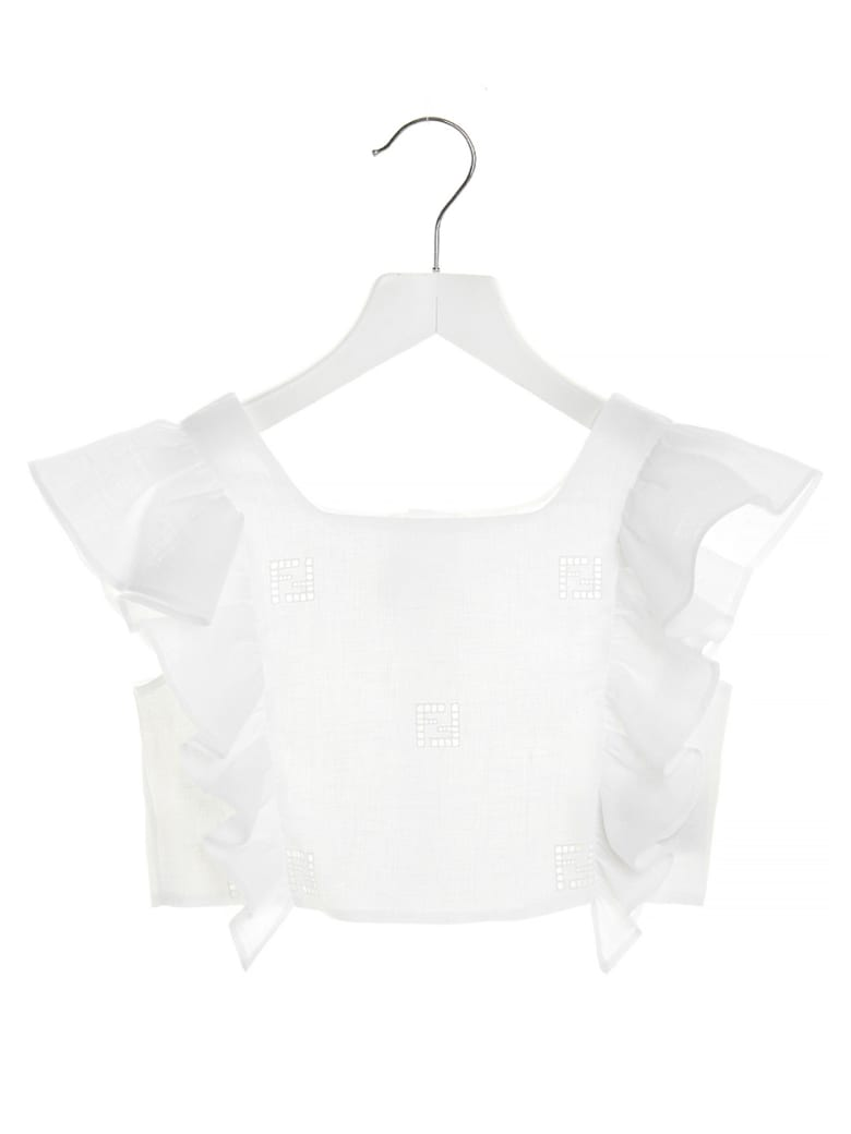 Fendi Top - White