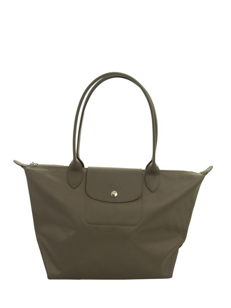 Longchamp Le Pliage Néo - Soulder Bag S - Taupe
