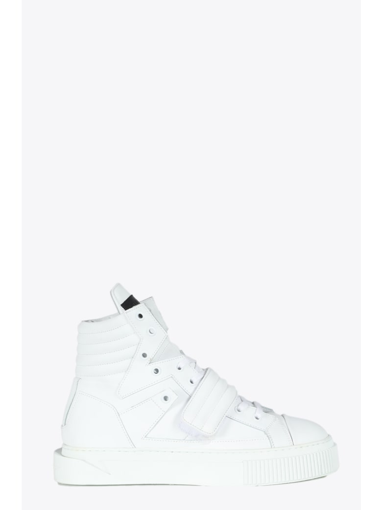 Gienchi Hypnos Leather - Bianco