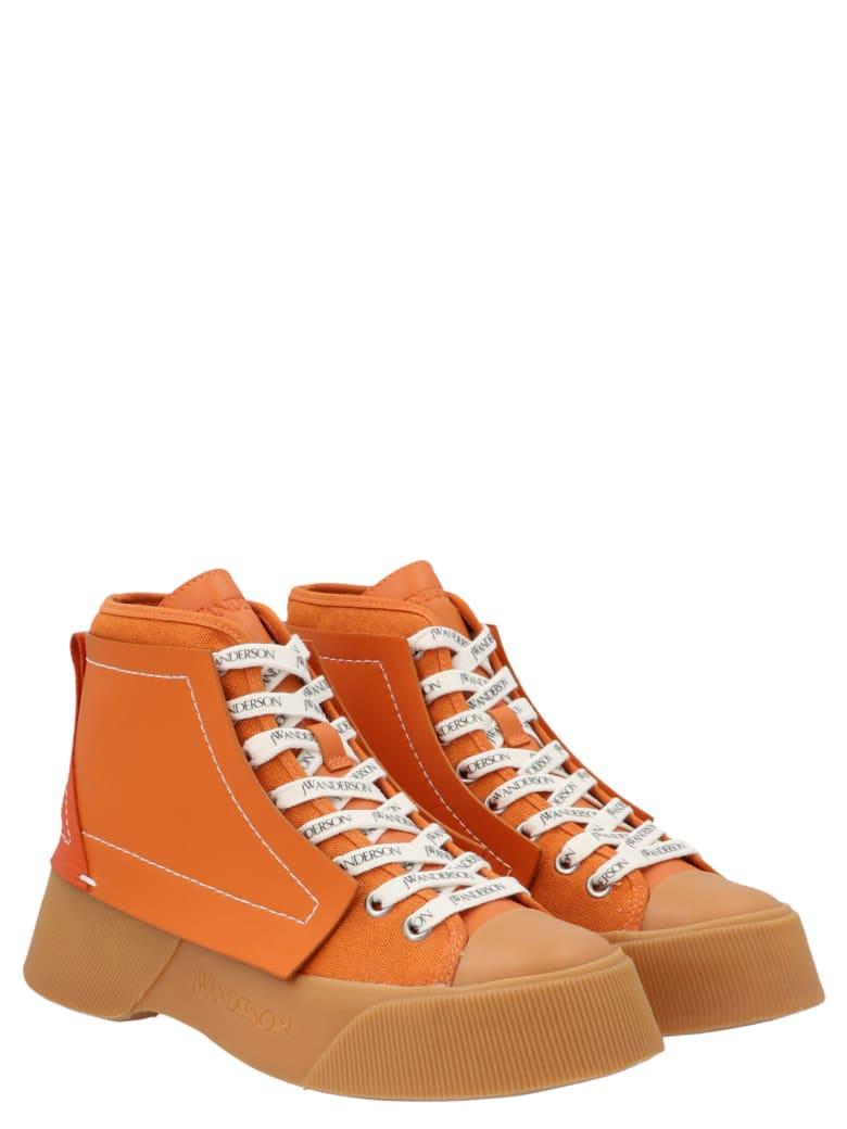 J.W. Anderson 'trainer' Shoes - Orange